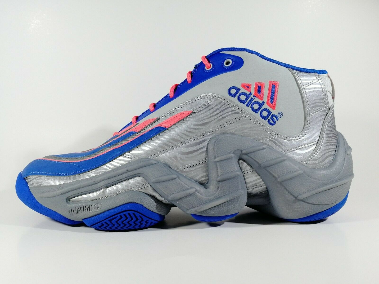 Adidas verdadero negocio Calzado de básquet Talla 12US 46.6EU Nueva con caja