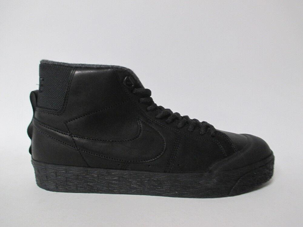 Nike sb blazer m xt bota schwarzen anthrazit sz 12 aa4100-001