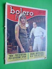 BOLERO 1963 854 Catherine SPAAK MIRANDA MARTINO ARTURO TESTA