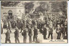 CP 65 Hautes- Pyrénées - Lourdes - Le Départ de la Procession