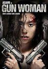 Gun Woman (2015 Region 1 DVD New)