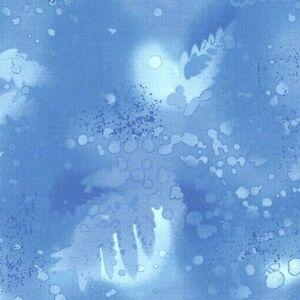 Benartex-Fossil-Fern-Watercolor-Style-Blender-Fabric-Blue-Frost-528B-27-BTY