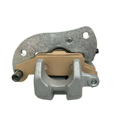Front Left Right Brake Calipers YAMAHA Grizzly 700 YFM700F//P With Pads 2007-2018