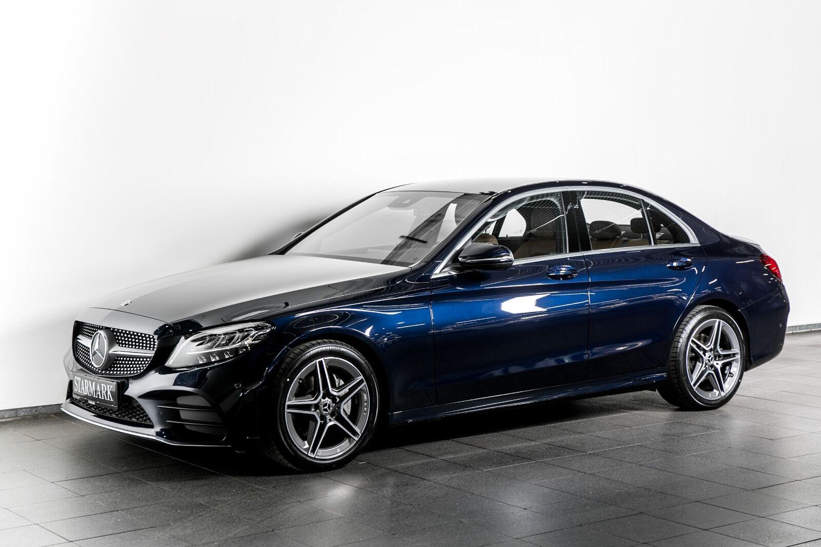 Mercedes C200 1,5 AMG Line aut. 4d