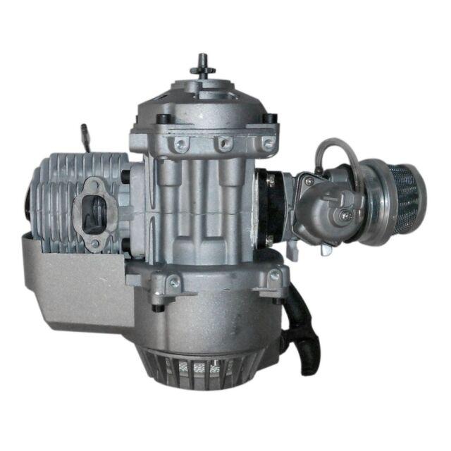 PERFORMANCE ENGINE 49CC 2 STROKE MOTOR MOTORBIKE POCKET BIKE MINI DIRT ATV QUAD