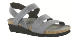 Naot Kayla Vintage Slate Leather Strappy Sandal Women/'s sizes 5-11//36-42 NEW!!!