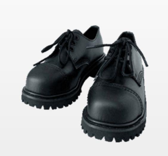 3-Loch Ranger Schuhe, Stahlkappe Stiefel Rangers Gr. 37 38 39 40 41 42 43 44 45 46
