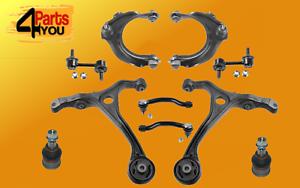 Honda-Accord-03-08-Set-Kit-superior-del-brazo-de-Suspension-Inferior-Wishbone-Enlaces-De-Rotula