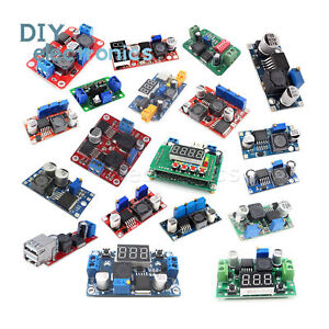 LM2596-LM2596S-DC-DC-CC-CV-Boost-step-down-Constant-Current-Converter-Module-US