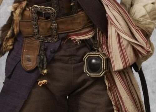 Jack Sparrow accurate OST costume linen pirate SASH fabric **Empire Exclusive**