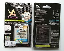 Batteria maggiorata originale ANDIDA 1800mah x Sony Xperia X12 Acro IS11s