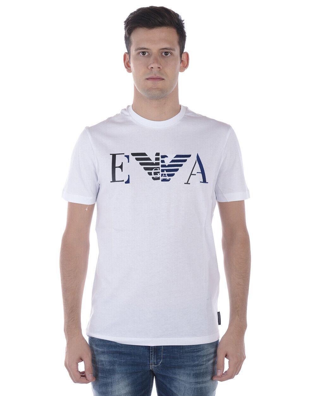 Emporio Armani T hemd schweißhemd Man Weiß 6Z1TF31J00Z 100 Sz.S MAKE OFFER