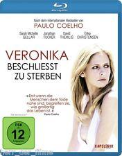 VERONIKA BESCHLIESST ZU STERBEN (Sarah Michelle Gellar) Blu-ray Disc NEU+OVP