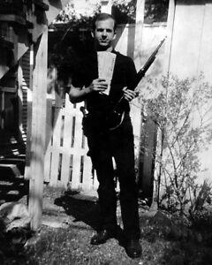 Jack Ruby #2 Photo 8X10-1963 Mugshot JFK Oswald