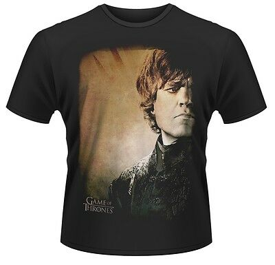 Game Of Thrones 'Tyrion Lannister' T-Shirt - NEW & OFFICIAL!