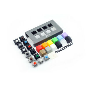Max Keycap Cherry Mx Switches Gateron Switches O Ring Ultimate Sampler Tester Ebay