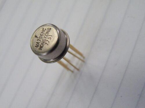 UA796HC Fairchild DBM//DM Instrument Amplificateur TO99 Circuit intégré IC CW46A