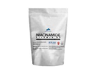 VITAMINA-B3-NIACINAMIDE-NICOTINAMIDE-POLVERE-100-QUALITA-FARMACEUTICA