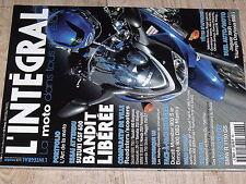 L'Integral La Moto n°6 BMW R 1150 GS Monster 900 Sie Bimota 900 DB3