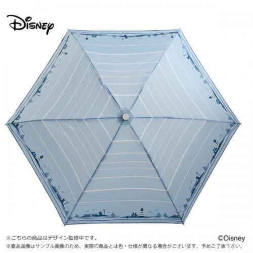 New Disney Character Donald Duck Folding Umbrella Parasol 50cm from Japan