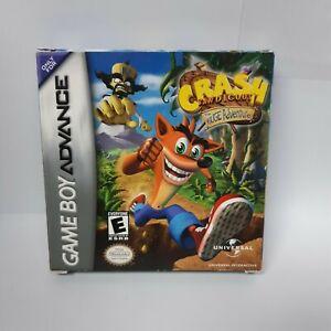 Crash-Bandicoot-The-Huge-Adventure-Gameboy-Advence-CIB