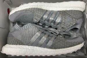 brand new 47ae4 8b53d Details about adidas EQT Support Ultra PK King Push Pusha T Stone Grey NMD  Ultra Boost Sz 8