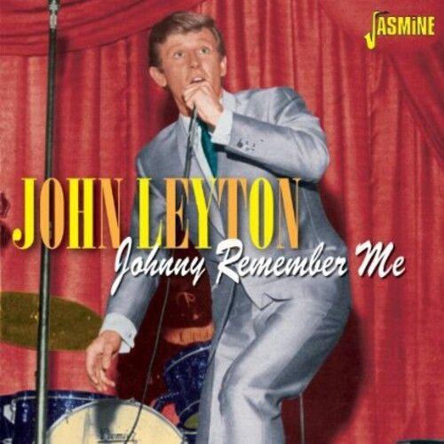 John Leyton - Johnny Remember Me [New CD] UK - Import
