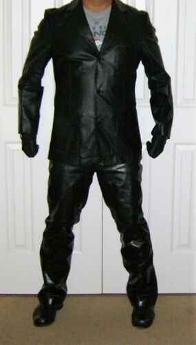 Hose 36 Blazerjacke In und everyone Gap Leather XL CxOgqwp