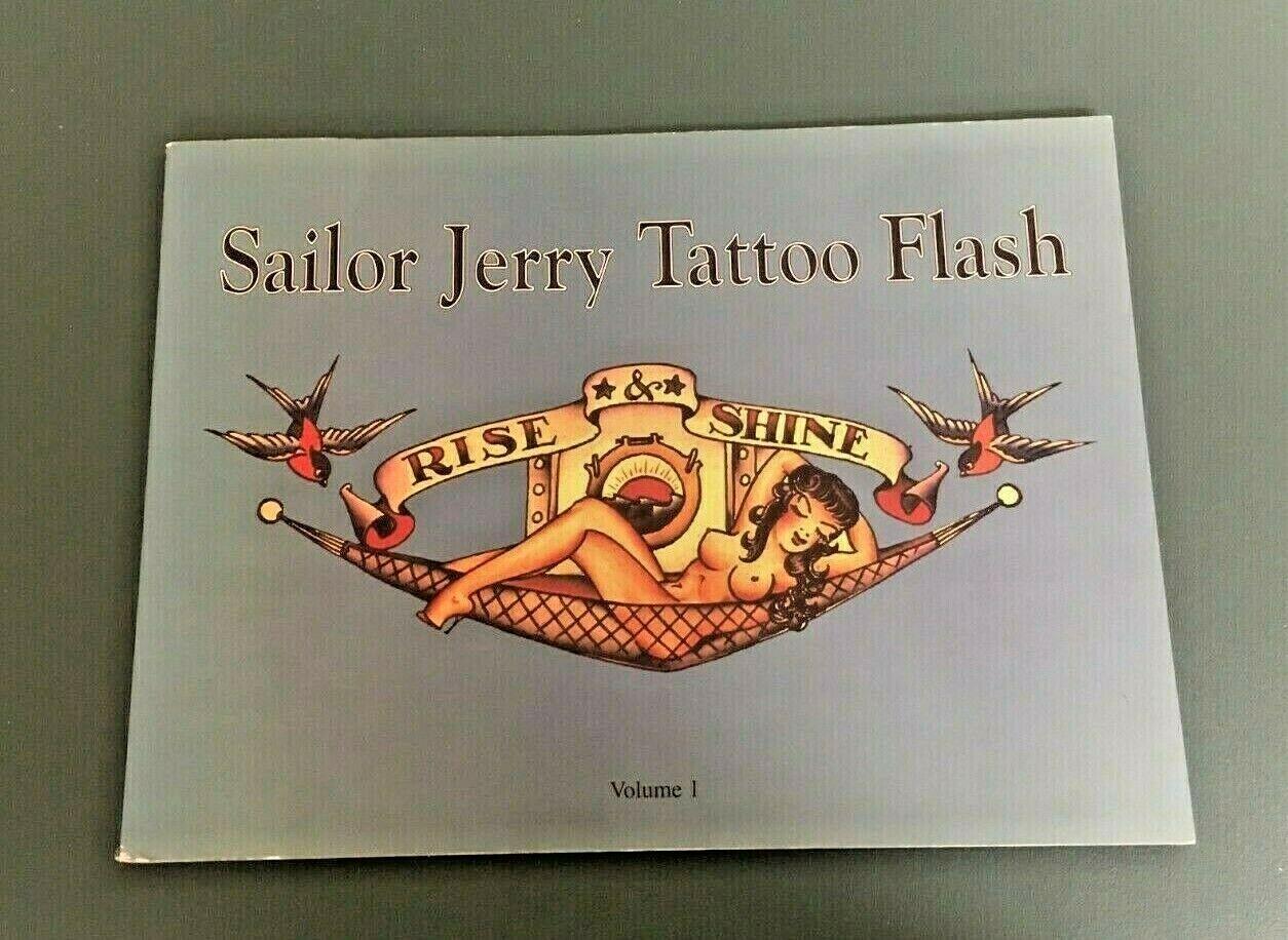 Kupit Sailor Jerry Tattoo Flash Volume 1 B U Na Aukcion Iz Ameriki S Dostavkoj V Rossiyu Ukrainu Kazahstan