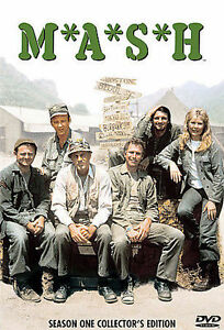 MASH-Season-1-DVD-2004-3-Disc-Set-Brand-New-Sealed-Free-Shipping-USPS