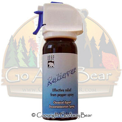 UDAP Pepper Spray Reliever By Makers Of Bear Spray