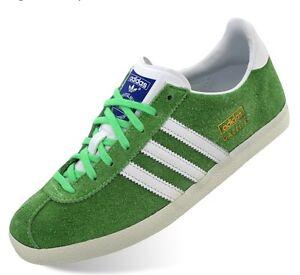 gazelle adidas verdes