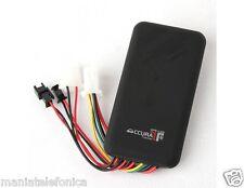 TRACKER ACCURATE LOCALIZZATORE SATELLITARE ANTIFURTO GPS GSM GPRS GPS  AUTO MOTO