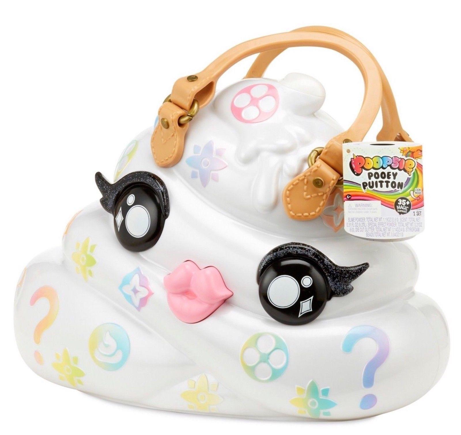 Poopsie Super Pooey Puitoon Handtasche Slime Schleim Einhorn Unicorn MGA 54998