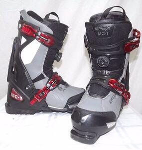 14-15 Apex MC-1 Used Men's Ski Boots Size 26 #345646