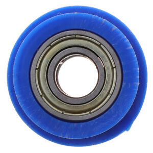 Motorcycle-Chain-Tensioner-Pulley-Wheel-Moto-Chain-Roller-Slider-10mm