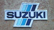 Aufnäher Motorrad Suzuki   Neu  (Nr.911)