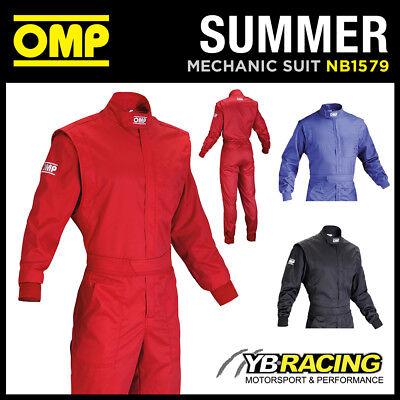 Omp Mechaniker Overall Summer