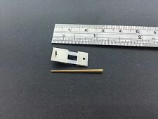 """Clock Suspension Springs with pin size 11/16"""" x 5/16"""" used with the Hermle"""