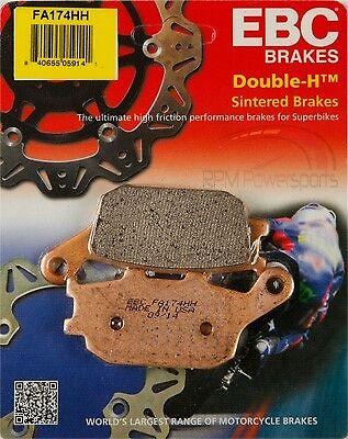 EBC HH Front and Rear Brake Pads 1999-2006 CBR600 F4 F4i FA296HH FA174HH