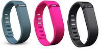 New Fitbit Flex Wireless Sleep Wristband Tracker Band BK/PK/SLATE