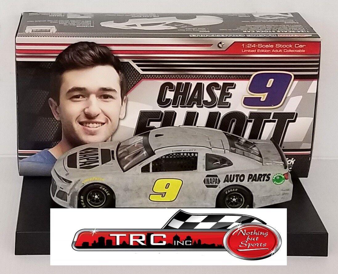 Chase Elliott 2018 Lionel NAPA Test Car Chevy Camaro ZL1 1 24 FREE SHIP