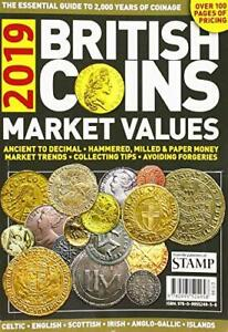 British-Coins-Market-Values-2019-by-NEW-Book-Paperback-FREE-amp-Fast-Delivery
