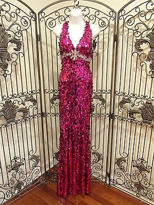 Gewissenhaft 1176 Riva R9569 Sz 00 Pink Formelle Ball Schönheitswettbewerb Kleid Kleidung & Accessoires Hochzeit & Besondere Anlässe