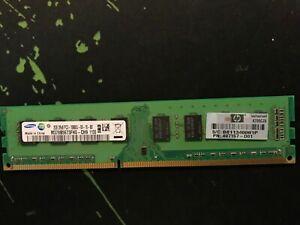 HP-497157-D01-Samsung-2-Go-PC3-10600U-DDR3-SDRAM-Desktop-Memory-M378B5773CH0-CH9