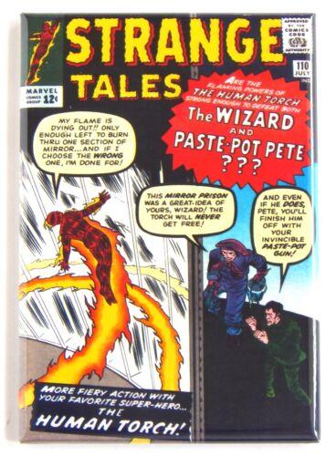Details about  /Strange Tales #110 FRIDGE MAGNET comic book