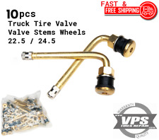 Alligator TR 572 w//13/° Bend Truck Valve 10-Pack