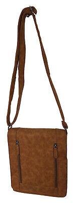 Tablet Handtasche Perfektes Leder-Imitat - Superordnung d. viele Seitentaschen