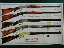 Winchester Firearms, Long Range Sporting Rifles Poster