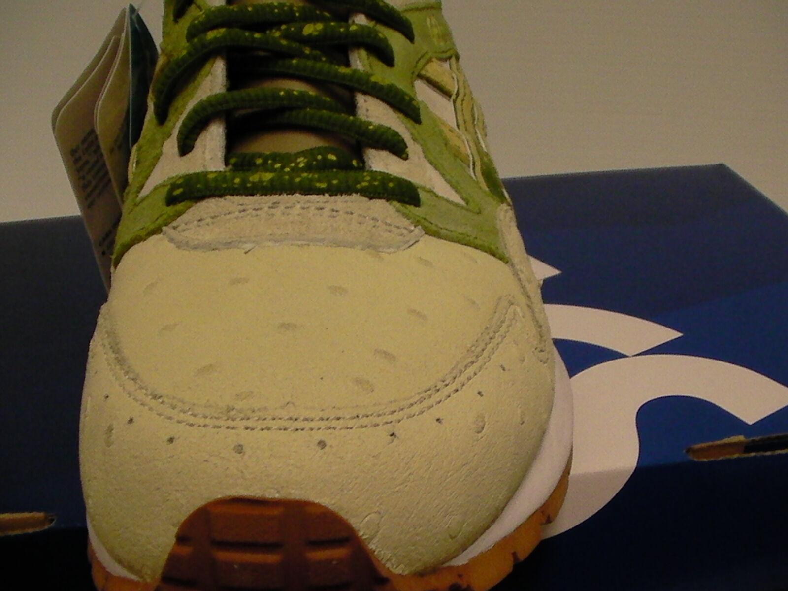Asics running shoes gel-lyte v size 10 us men men men sand cactus green new with box 29c8a2